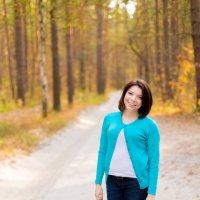 Прогулка по Сосновому лесу :: Элина Лисицына