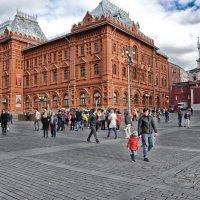 Москва :: Юля Мельникова