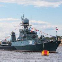 """Малый противолодочный корабль """"Уренгой"""" :: Светлана Белоусова"""