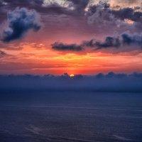 Рассвет над морем :: Marina Timoveewa