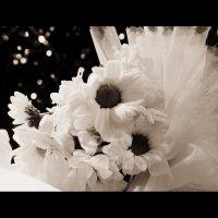 Букетик свадебный :: Лиза Ворончихина