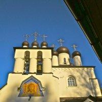церковь в Тярлево :: Елена