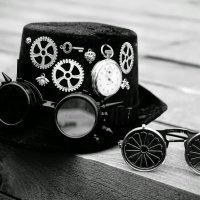 Шляпа часовщика :: Алексей Соминский