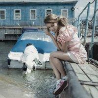 At the pier :: Мария Буданова