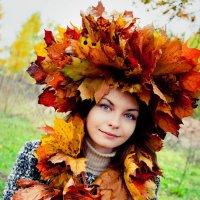 кленовая осень :: Yana Odintsova