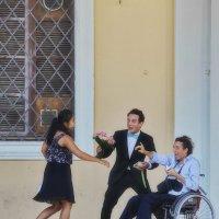 Букет от невесты :: M Marikfoto