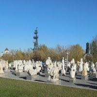 Сад скульптур :: Мила