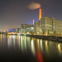Frankfurt, Germany - West Harbor 2 :: Valerius Photography