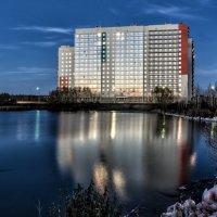 new house :: Dmitry Ozersky