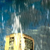 Небо на асфальте :: Евгений Бакалов