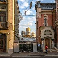 Взаимосвязи определены заранее и неизменны :: Ирина Данилова