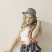 My favorite fashion model! :: A. SMIRNOV