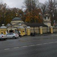 Никольская Большеохтинская Церковь :: Viktor