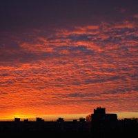 Рассвет над городом :: Константин Жирнов