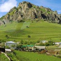 Кавказ! далекая страна! :: Галина