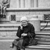 Разговор по телефону #4 :: Александр Степовой
