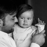 папина дочка :: Светлана Гостева