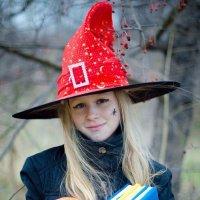 Юля-ведьмочка :: Юлия