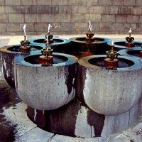 Питьевые фонтантанчики  Еревана :: Tata Wolf