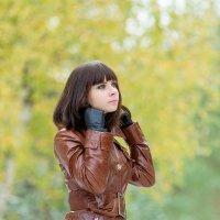 Холодная осень :: Анна Вокуева