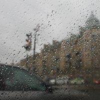 Дождливый  Лиговский проспект.... :: Tatiana Markova