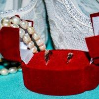 обручальное кольцо - не простое украшение :: Елена Лагутина