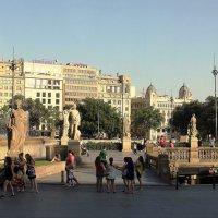 фонтаны Барселоны :: Ольга