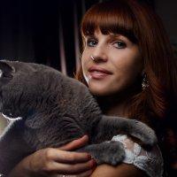 любимый кот :: Roman Ефремов