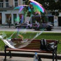 Мыльные пузыри-5. :: Руслан Грицунь