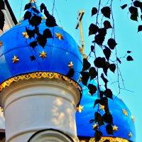 Голубые купола :: Milocs Морозова Людмила