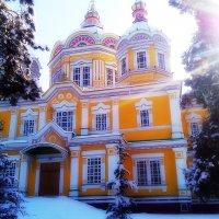 Зимний храм :: Neovalis
