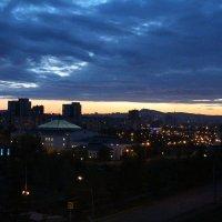 ночной Красноярск :: Виктор Филиппов
