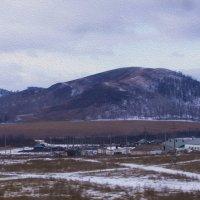 Гора :: Георгий Морозов
