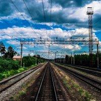 Пейзаж :: Алексей Уланов
