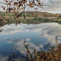В реку смотрятся облака :: Владимир Самсонов