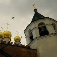 ФеОдоровский храм на Полтавской. :: Лариса Красноперова