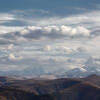 Кавказский хребет ... :: Vadim77755 Коркин