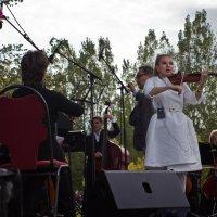 Праздничный концерт :: Алексей Большаков