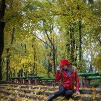 Золотая осень :: Ksenia Shelkova