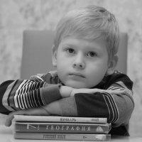 Будущий ученик. Макс- 6 лет :: Александр Алабин