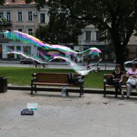 Мыльные пузыри-7. :: Руслан Грицунь