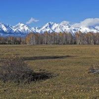 Лучше гор могут быть только горы... :: Анатолий Иргл