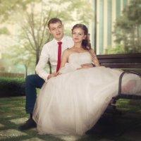 Свадьба Андрея и Маогариты :: Андрей Молчанов