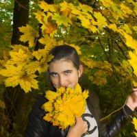 Золотая осень :: ~ Annette ~
