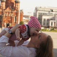 Мама и малыш :: Анастасия Солнечная