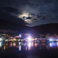 Балаклава, во мраке ночи :: Дима Семёнов