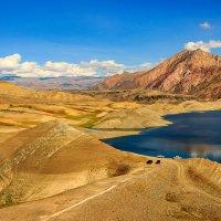 Армения.Водохранилище реки Азат. :: Nerses Matinyan