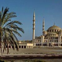 ОАЭ 2015 Fujairah новая мечеть :: Arturs Ancans
