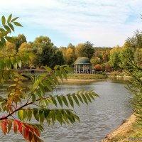 Монастырское озеро :: Виктор Марченко
