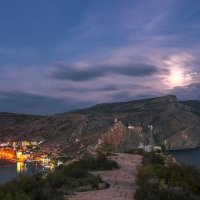 Восход луны :: Дима Семёнов